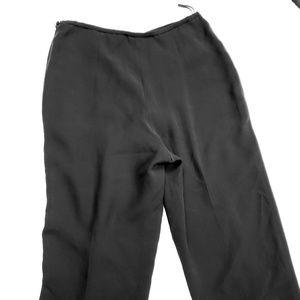 Talbots Silk Pants